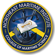 Northeast Maritime Institute 2019 College Seal