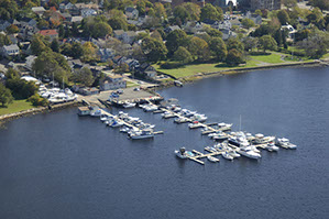 Northeast Maritime Institute's Marina at Slocum Cove