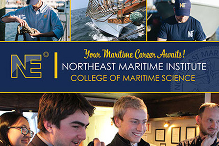 Come to Northeast Maritime Institute - College of Maritime Science's Fall Open House!