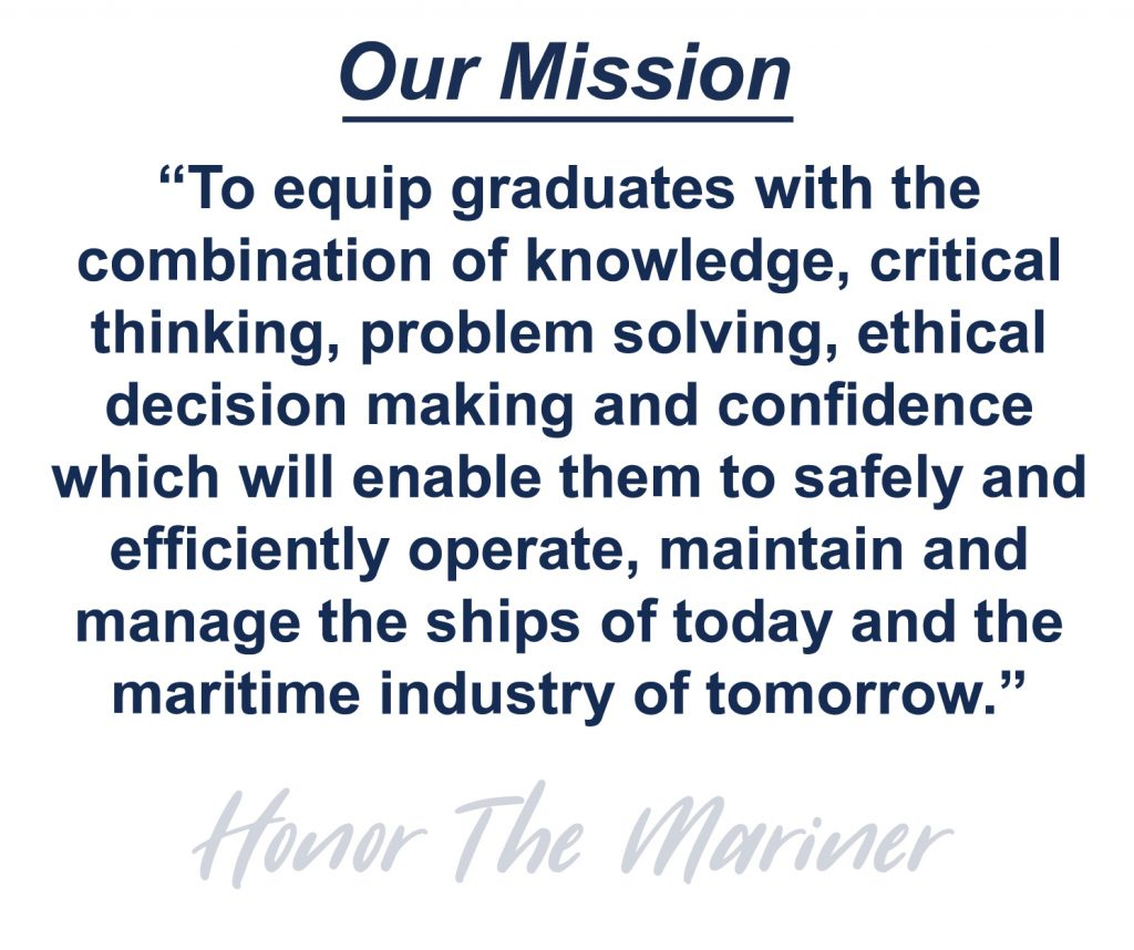 Northeast Maritime Institute | Our Mission