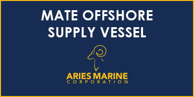 Aries Marine Mate Offshore Supply Vessel