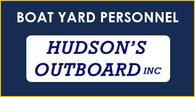 Boat Yard Personnel Hudsons Outboard