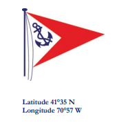 New Bedford Yacht Club Burgee