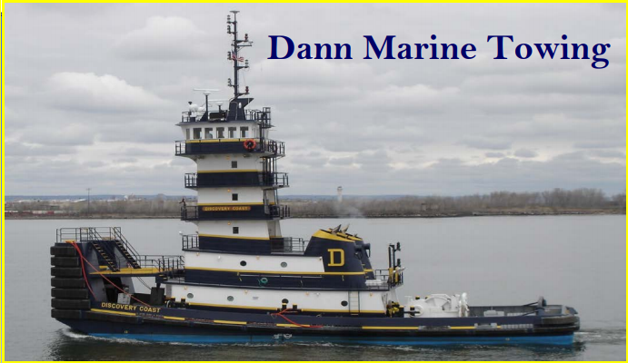 Dann Marine Towing Job Posting