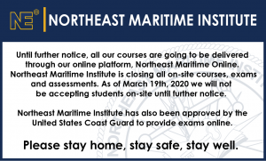 Delivering Online Maritime Courses