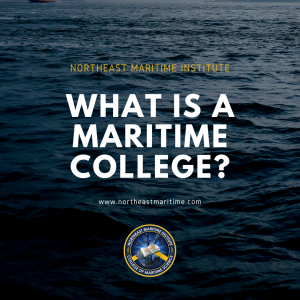 what is a maritime college