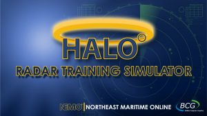 HALO Radar Online Simulator